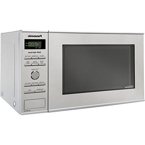 Microwave - ft Main Oven - W Microwave Power Countertop - Stainless