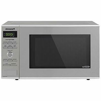Panasonic Genius Prestige Nn Sd372s Microwave Oven Single