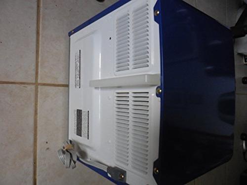 Sharp R-120DB Microwave Blue