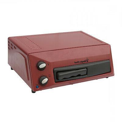 Red Oven 1300-watt Non Stick Slice Toaster Kitchen