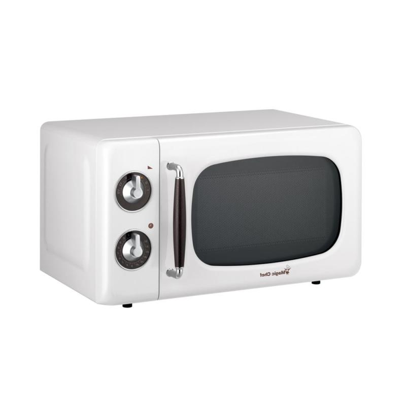 Magic Chef 0.7 ft Countertop Microwave in Control