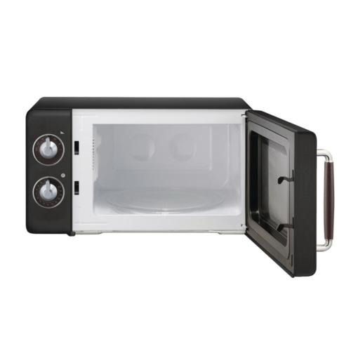 Retro Small Kitchen Appliance Home Room Microwave