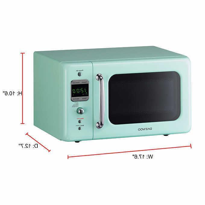 Daewoo 0.7 CuFt 700W Microwave KOR-7LRE