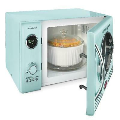 Microwave Oven Retro Dorm Room Kitchen Appliance Kitchenaid