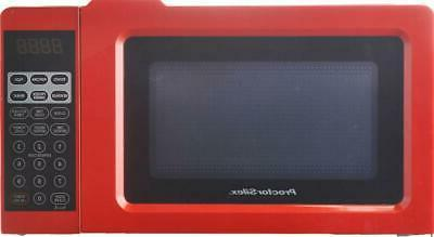 SMALL MINI MICROWAVE 0.7 Cu.ft Compact Kitchen