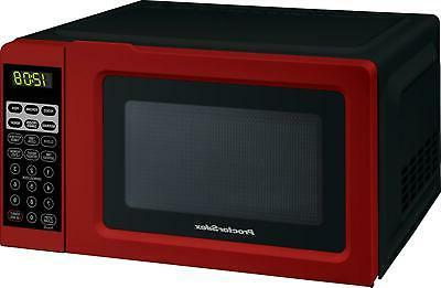 SMALL MINI MICROWAVE OVEN 0.7 Countertop Kitchen Appliance