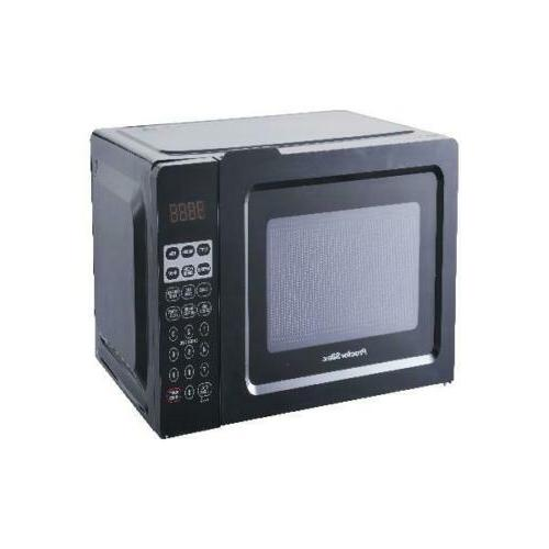 Microwave Oven 0.7 Defrosts and Food