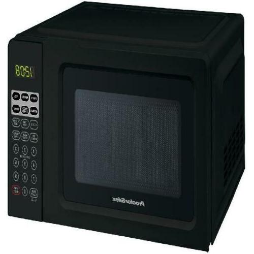 Small Digital Microwave 0.7 Defrosts
