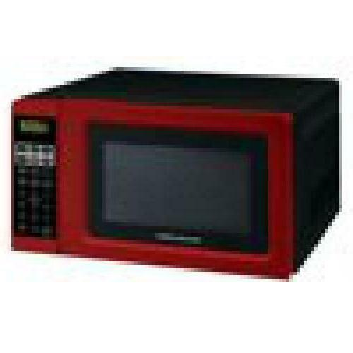 Small Table Digital Microwave Oven 0.7 Defrosts and Cooks