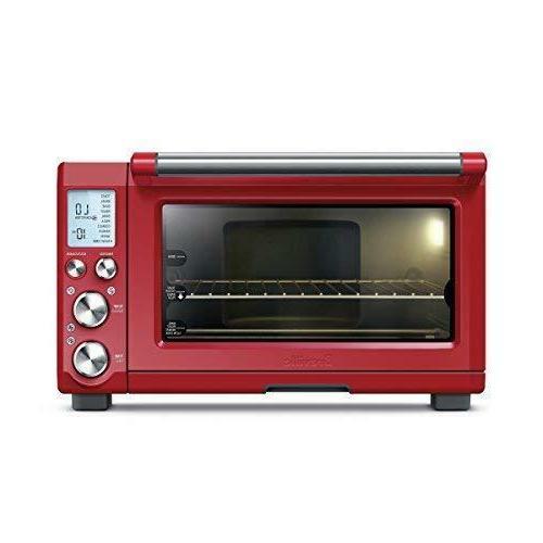 Breville Smart Oven Pro Cranberry Bov845crn New