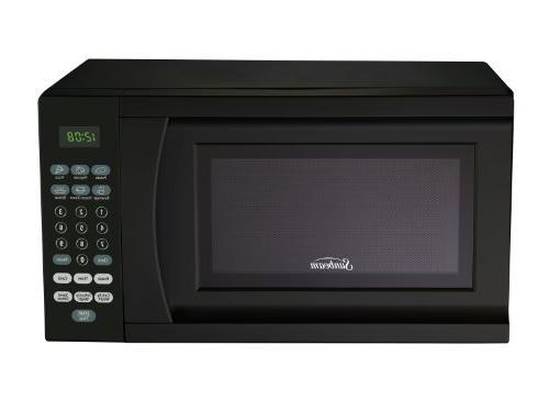 sunbeam sgs90701b microwave oven