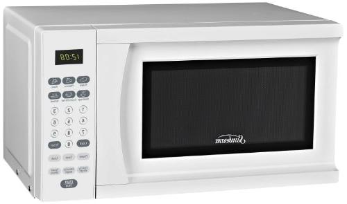 sunbeam sgs90701w microwave oven