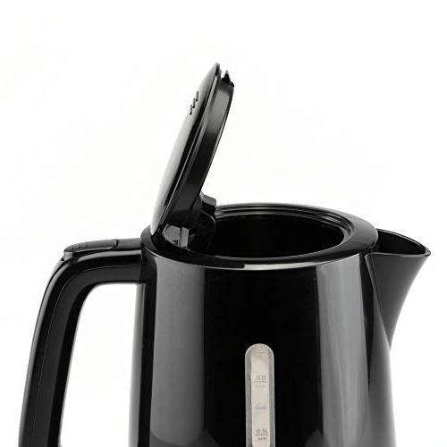 Toastmaster TM-796KECB Electric Kettle 1.7 Liters