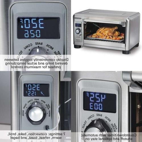 toaster countertop oven convection