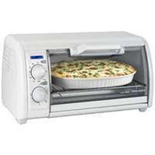 tr0240 4 slice toaster oven