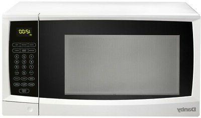 white microwave dmw1110wdb