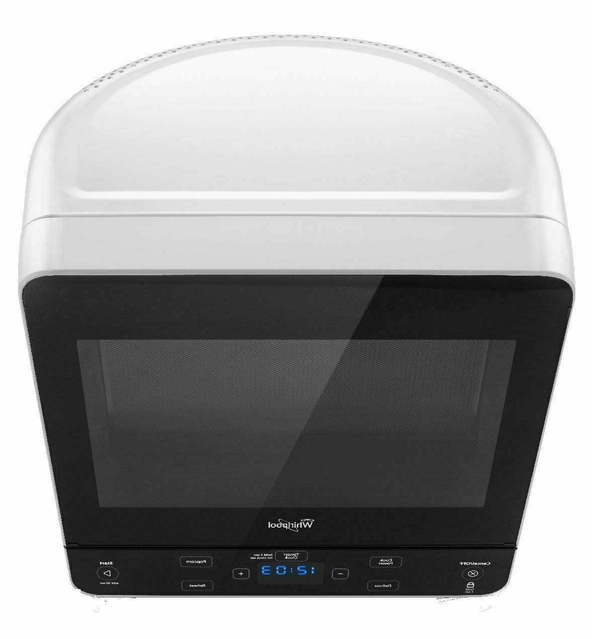 Microwave Oven Stainless Steel Black 0.5 Cu.Ft 750w