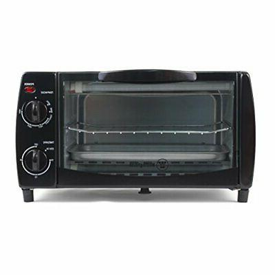 wto1010b 4 slice toaster oven