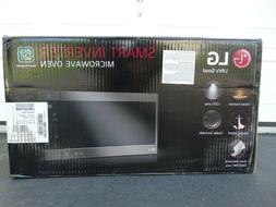 LG LMC2075BD NeoChef 2.0 Cu. Ft. Countertop Microwave in Bla