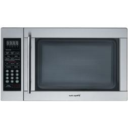 Magic Chef 1.3 Cu. Ft. 1000W Countertop Microwave Oven, Stai