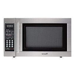 Magic Chef MCD1310ST 1000W 1.3 cu.ft. Countertop Microwave O