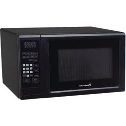 mcm1110b black countertop microwave