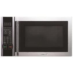 Magic Chef MCM1110ST 1.1 Cu. Ft. 1000W Countertop Microwave