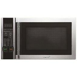 Magic Chef MCM1110ST Microwave Oven 1.1 cu ft 1000 Watts Cou