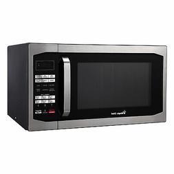 Magic Chef MCM1611ST 1100 Watt 1.6 Cubic Feet Digital Microw