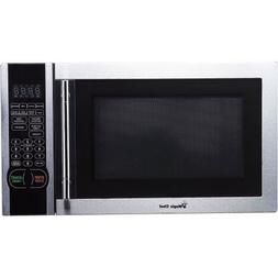 Magic Chef 1.1 cu. ft. Digital Microwave - Stainless Steel