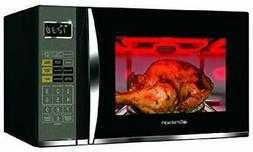 Microwave Grill Countertop Oven Indoor Griller Stainless Ste