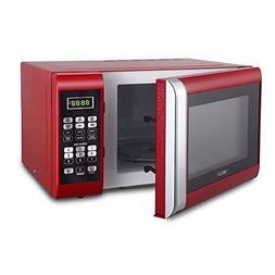 Microwave Oven 0.9 Cubic Feet Bella 900-Watt Defrost Options