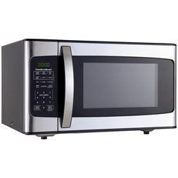 Hamilton Beach 1.1 Cu. Ft. 1000W Stainless Steel Microwave