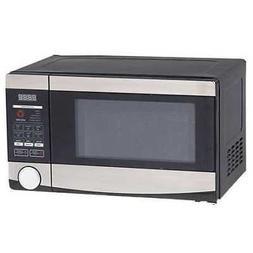 AVANTI MO7212SST Microwave Oven,700W,0.7 cu.ft,Black
