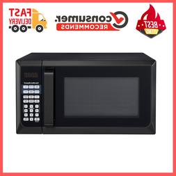 Microwave Oven Counter Top Stainless Steel 0.9 Cu. Ft. Digit