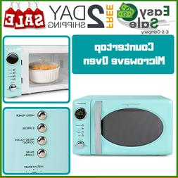 Ess Microwave Oven Kitchen Home Countertop Digital Clock 700