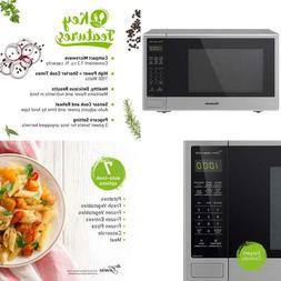 Panasonic Microwave Oven Nn-Su696S Stainless Steel Counterto