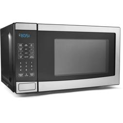 Microwave Oven Stainless Steel 700W Output 10 Power Levels 0