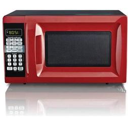 Hamilton Beach 0.7 cu ft Microwave Oven , features Child-saf