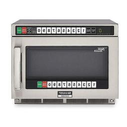 SHARP Microwave,Professional,1200 Watts,SS, RCD1200M