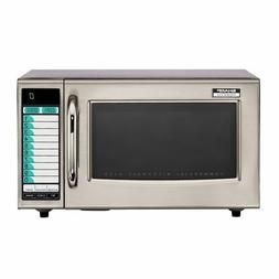 Sharp Microwaves R21LVF 1000W Light Duty S/S Microwave Oven