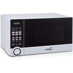 Midea MMC09MELWW 0.9 Cf Countertop Microwave 900w