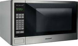 New Panasonic 1.3 Cu Ft Stainless Steel Countertop Microwave