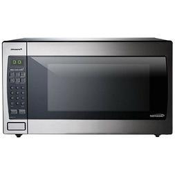 NEW Panasonic 2.2-cu ft 1250 Countertop Microwave  NIB SEALE