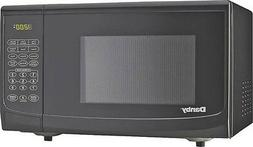NEW DANBY DMW111KBLDB BLACK ELECTRIC COUNTER TOP MICROWAVE 1
