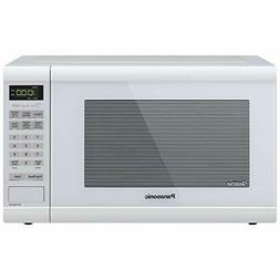 Panasonic NN-SN651WAZ White 1200W 1.2 Cu. Ft Countertop Micr