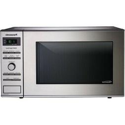 Panasonic NN-SD372S 0.8 Cu. Ft. Countertop Microwave Oven -