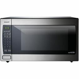 "Panasonic NN-SN966 24""W 2.2 Cu. Ft. 1250 Watt Countertop - S"