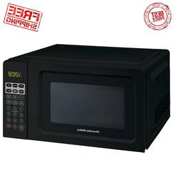 Kitchen Office Home Mini Microwave Oven Digital Countertop A