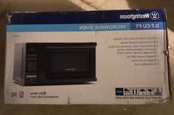 OPENBOX Westinghouse WCM770B 700 Watt Counter Top Microwave